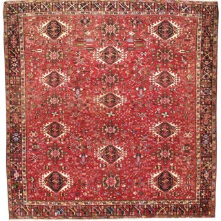 Pasargad N Y Semi Antique Persian Karajeh Hand-Knotted Rug - 12' X 12'5""