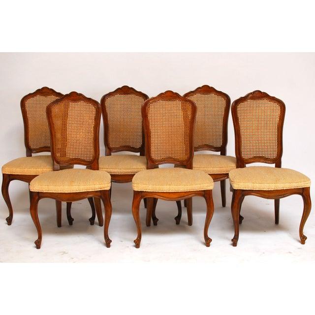 Drexel Heritage Dining Room Set: Louis XV Drexel Heritage Touraine Dining Set