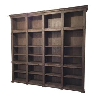 Restoration Hardware Atkins Quad Bookshelf