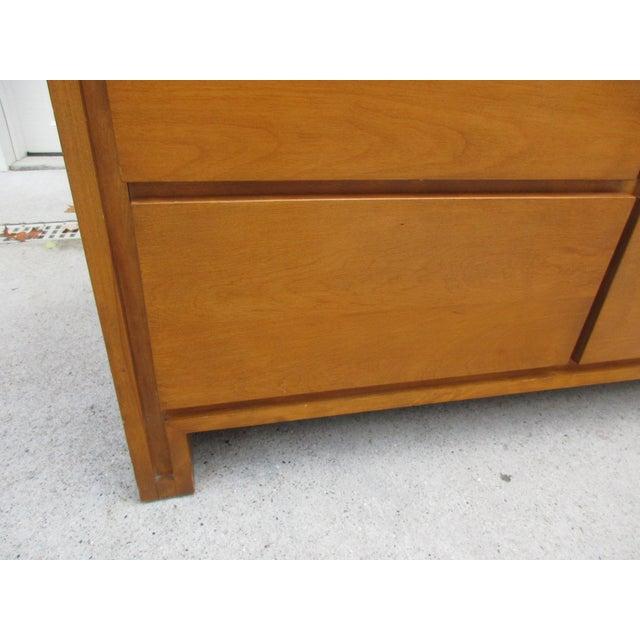 Leslie Diamond For Conant Ball Nine Drawer Dresser - Image 6 of 10