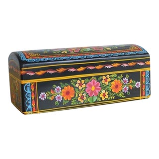 Guadalupe Floral Jewelry Box