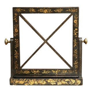 Early 20th Century French Hand Painted Bookstand