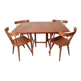 Paul McCobb Mid-Century Modern Dining Set