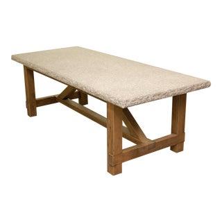 HD Buttercup Granite Stone Table