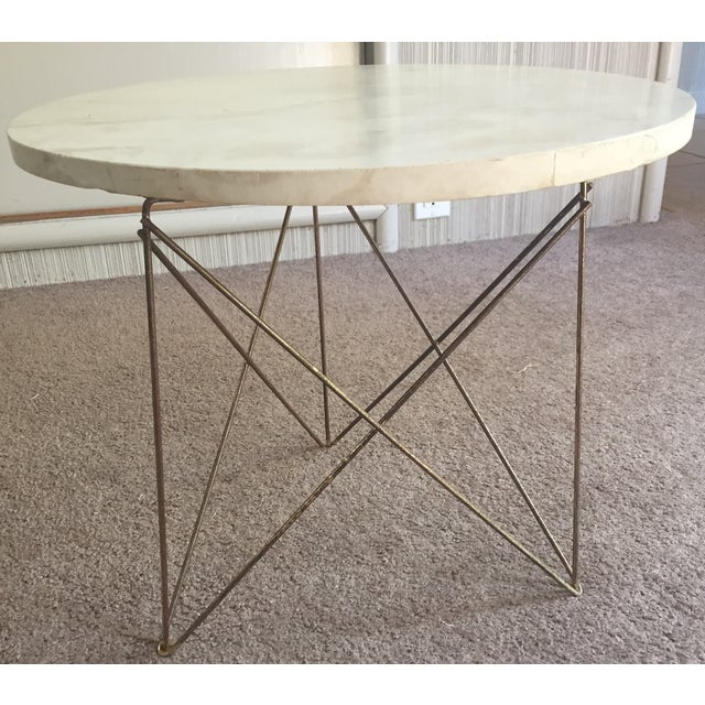 50s Brancusi Atomic Side Table Mid Century Modern - Image 6 of 8