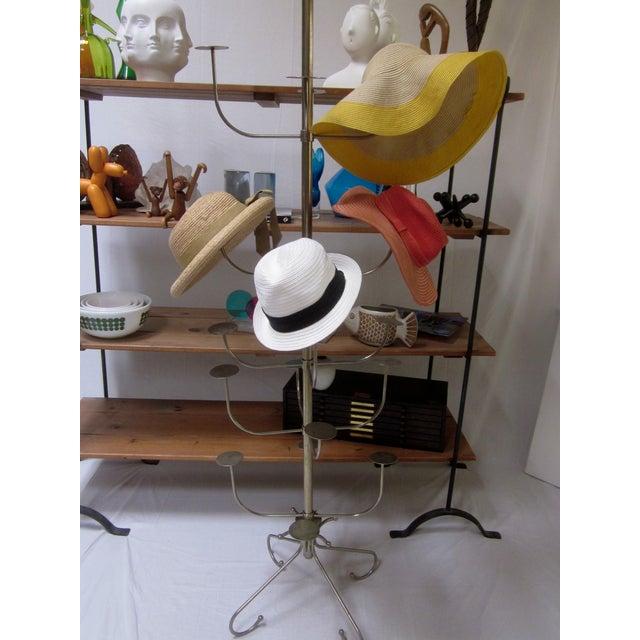 Image of Modernist Hat Rack Sculpture Display, 24 Arms
