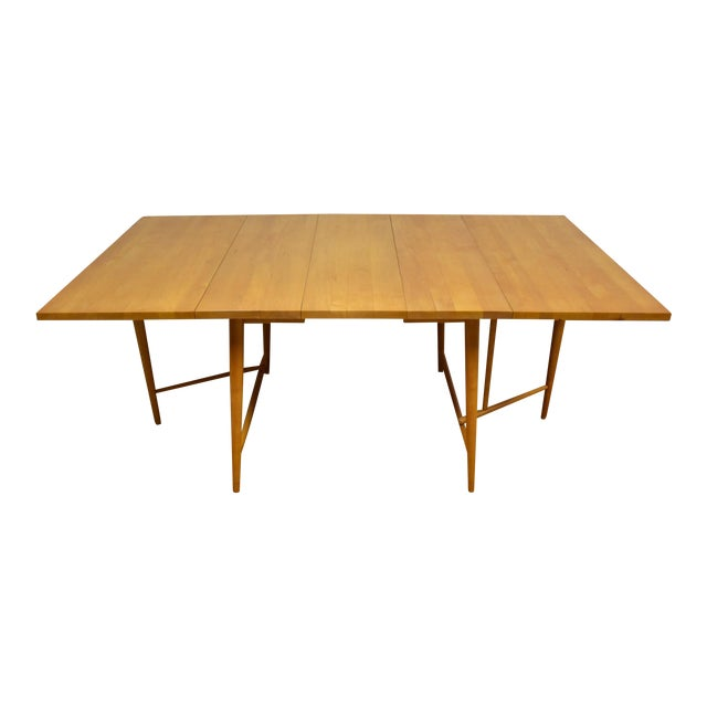 """Paul McCobb """"Predictor"""" Dining Table - Image 1 of 11"""
