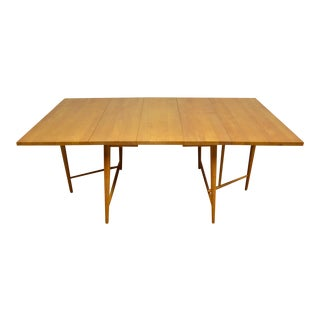"Paul McCobb ""Predictor"" Dining Table"