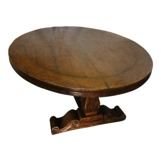 Round Princes Table