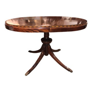 Oval Center Table