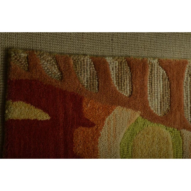 Attractive Carpet Runner in Multi-Colored Deco Pattern - Image 6 of 9