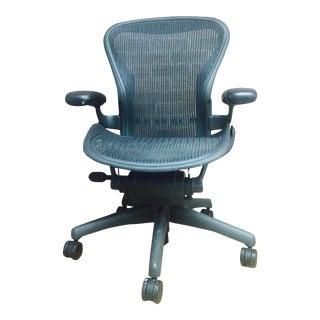 Black Aeron Task Chair