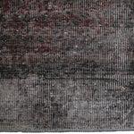 "Image of Overdyed Kayseri Carpet - 6'11"" X 9'1"""