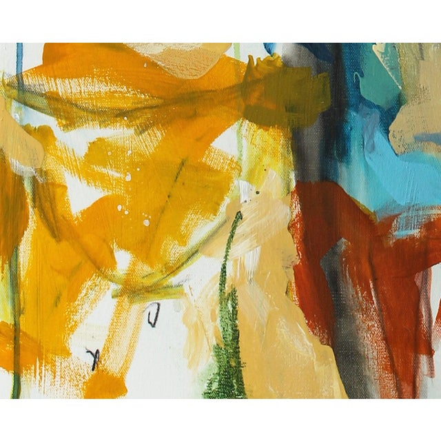 """Moko Jumbie"" Original Painting by Gina Cochran - Image 5 of 5"