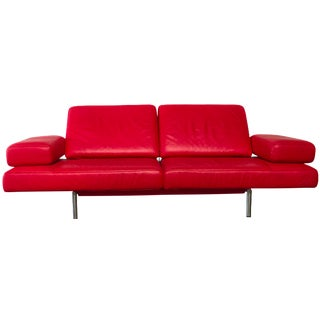 De Sede Ds-460 Multifunctional Sofa Red