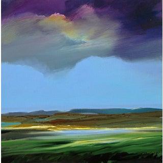 Jerome Gastaldi Painting - Blue Lake