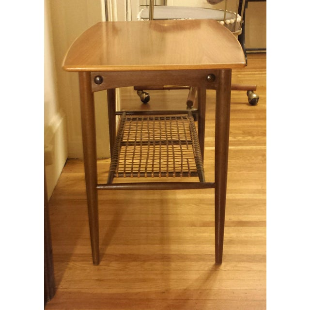 Dux Two - Tier End Tables - A Pair - Image 4 of 8
