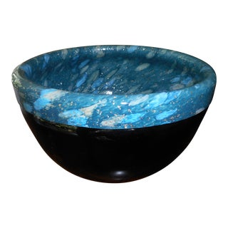 Magnificent Large Murano Bowl by Fratelli Toso for Murano