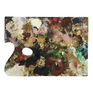 French Painter's Palette
