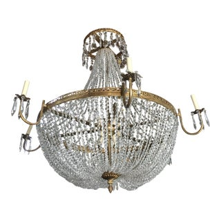 Crystal Empire Chandelier