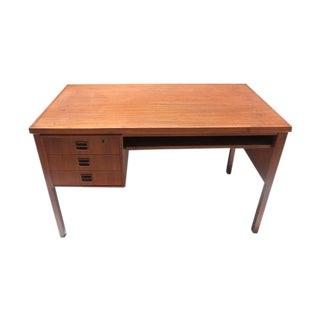 Maurice Villency Mid-Century Danish Teak Desk