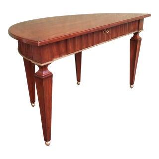 Therien Demi Lune Desk