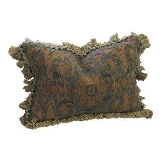 Vintage Gerry Nichol Aubusson Pillow