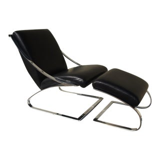 Paul Tuttle Lounge Chair