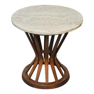 """Edward Wormley """"Sheaf of Wheat"""" Side Table"""