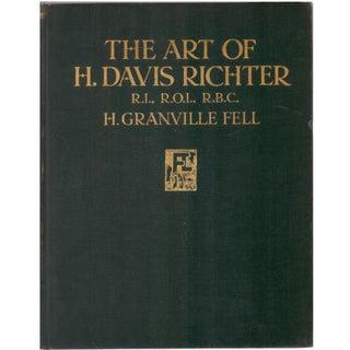 The Art of H. Davis Richter Book