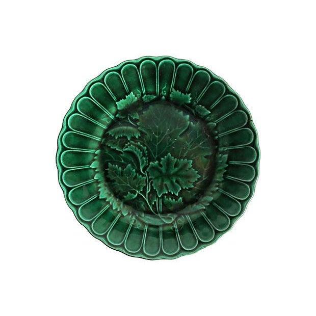 Image of Wedgwood Majolica Plate