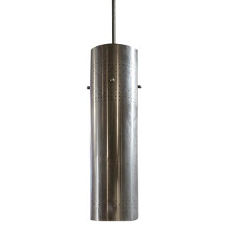 American Mid-Century Cylinder Light Fixture