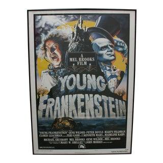 Young Frankenstein Original Movie Poster