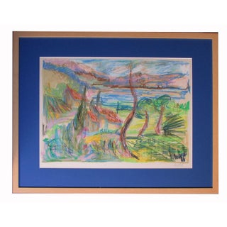 Impressionist Landscape by Korniloff