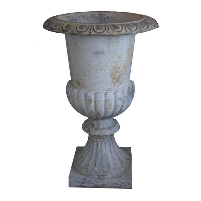 Monumental French Urns - A Pair - Image 4 of 5