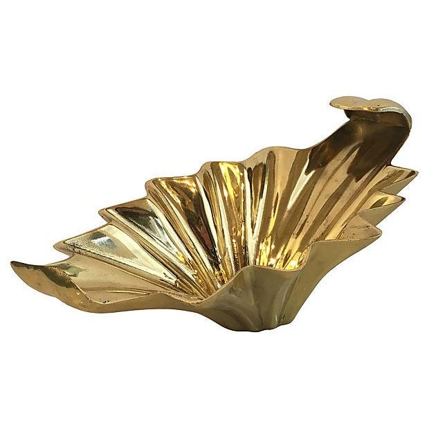 Vintage Brass Dish - Image 4 of 4