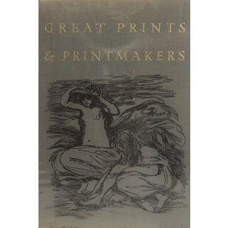 Great Prints & Printmakers by Herman Wechsler