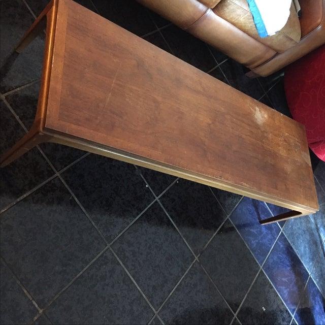 Lane Furniture Rectangular Coffee Table - Image 3 of 8