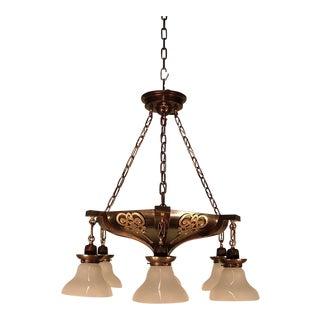 Colonial Revival Shower Light Fixture (6-Light)