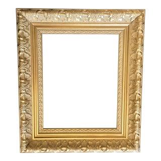Baroque Vintage Gold Frame