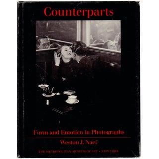 Counterparts: Form & Emotion in Photos