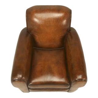 French Art Deco Club Chair