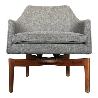 Jens Risom Danish Arm Chair