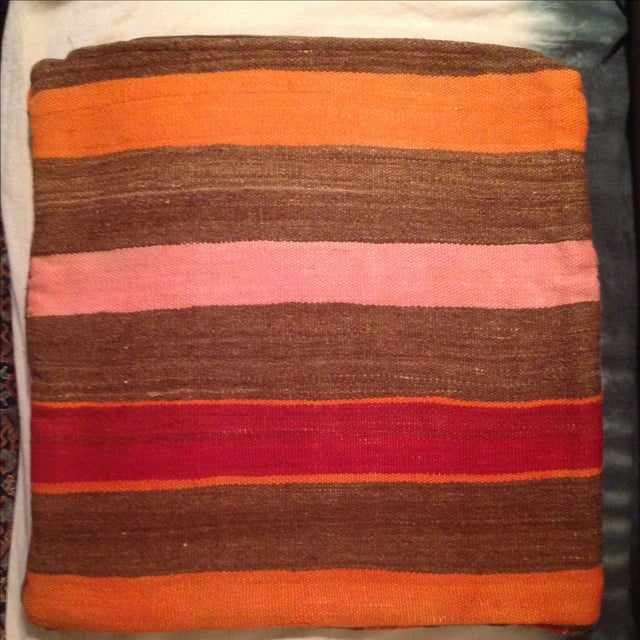Sheherazade New York Wool Pillow Cases - A Pair - Image 6 of 8