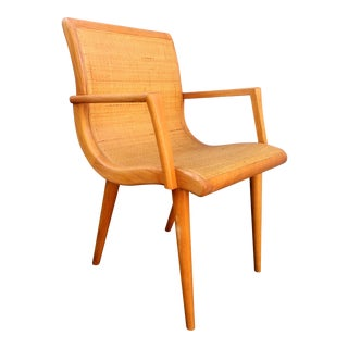 Mid-Century Scoop Chair, B