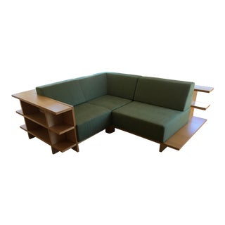 Morelato Bookshelf Sofa Sectional