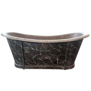 French Zinc Tub