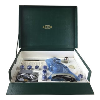 1950s Scope Microscope Boxed Set