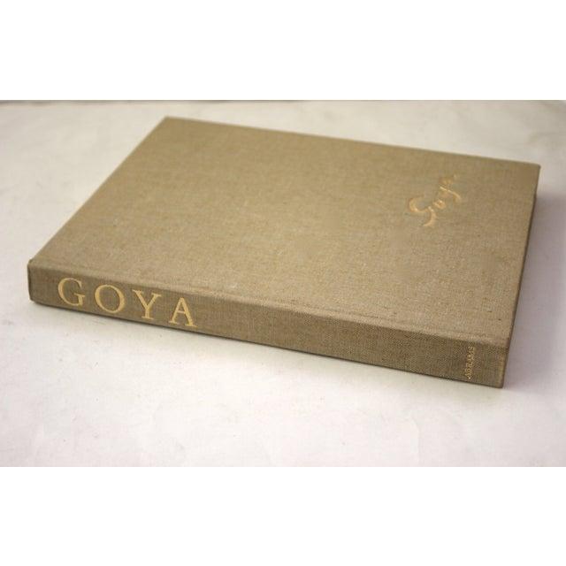 1964, Goya by Jose Gudiol Book - Image 3 of 9