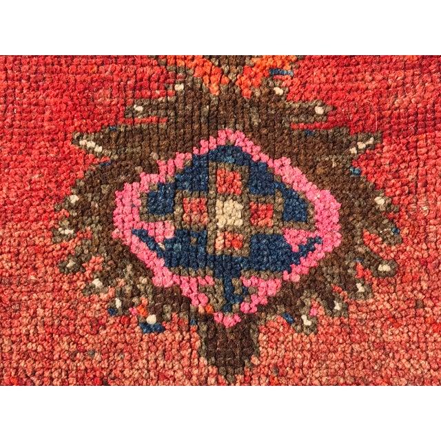 """Antique Turkish Oushak Square Rug - 5'6"""" x 5'7"""" - Image 5 of 11"""